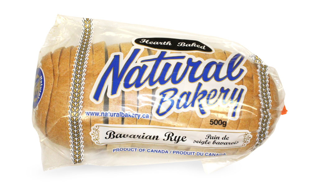 500 g bavarian loaf bagged