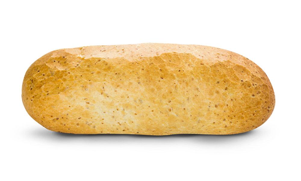 500 g Canadian rye loaf, unsliced