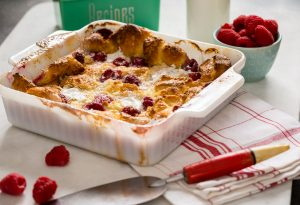 bread pudding, Great Tastes of Manitoba