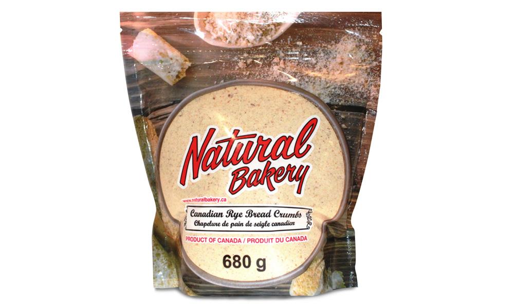 natural bakery bread crumbs