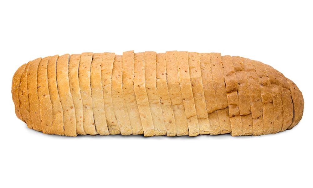 900 g Canadian rye loaf sliced