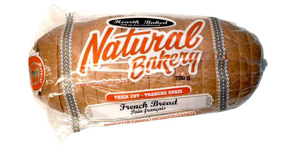 French Bread - thick cut
