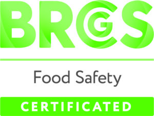 BRC Food Safety certified